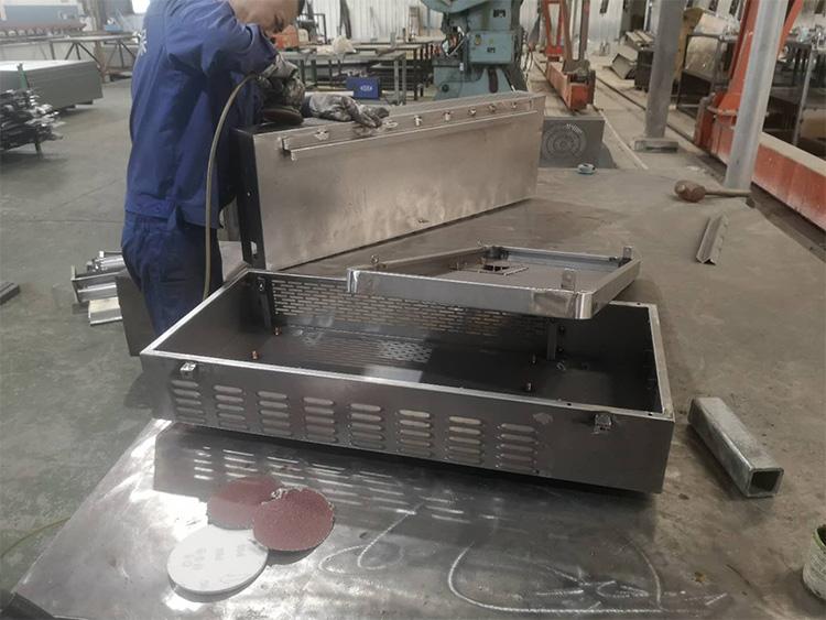 空气净化器的箱体设计制作